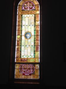 stained glass window 002