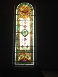 stained glass window 003