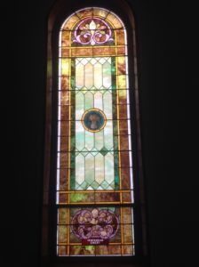 stained glass window 004