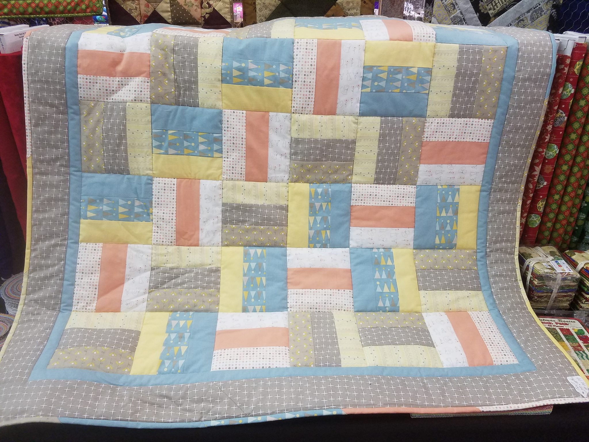 More Quilting Classes Set For Fall Seneca Free Library