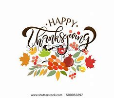 Thanksgiving Holiday Hours Announced