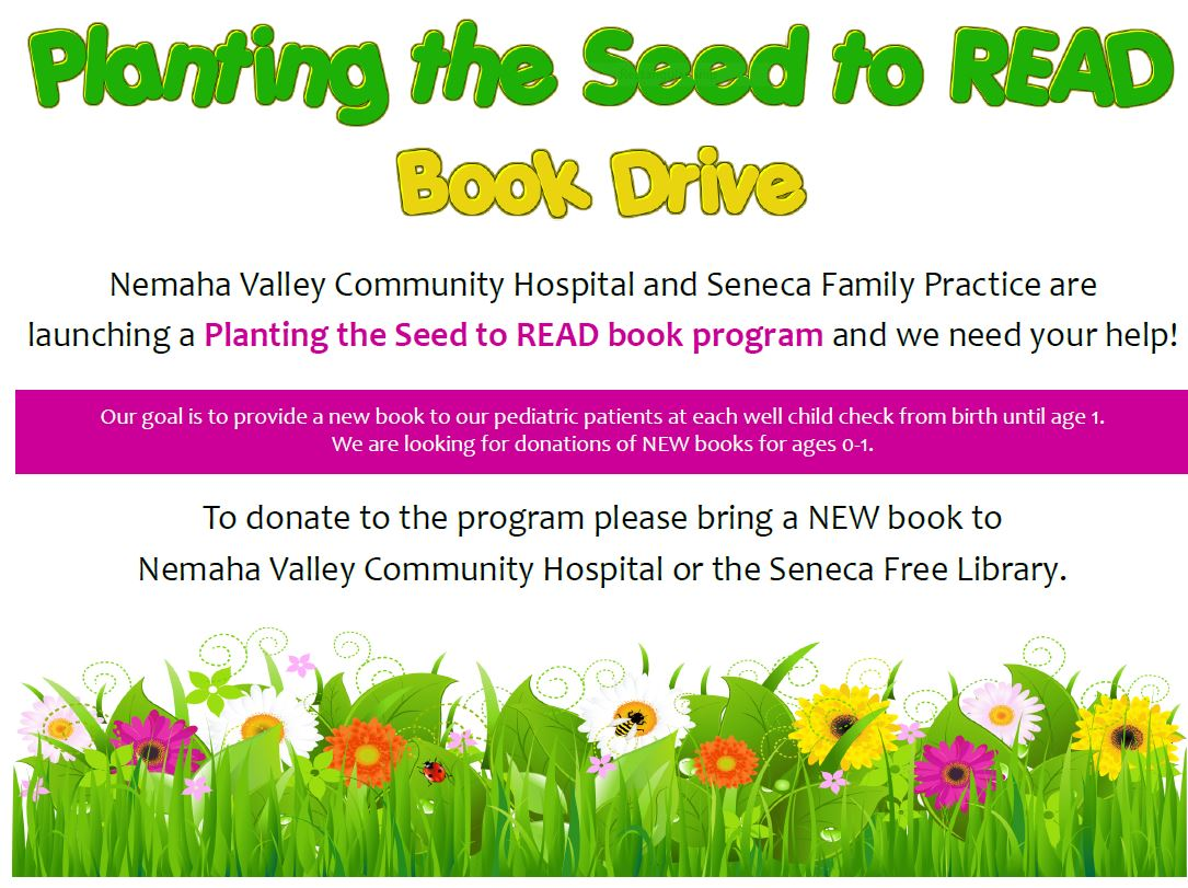 Planting the Seed to Read!