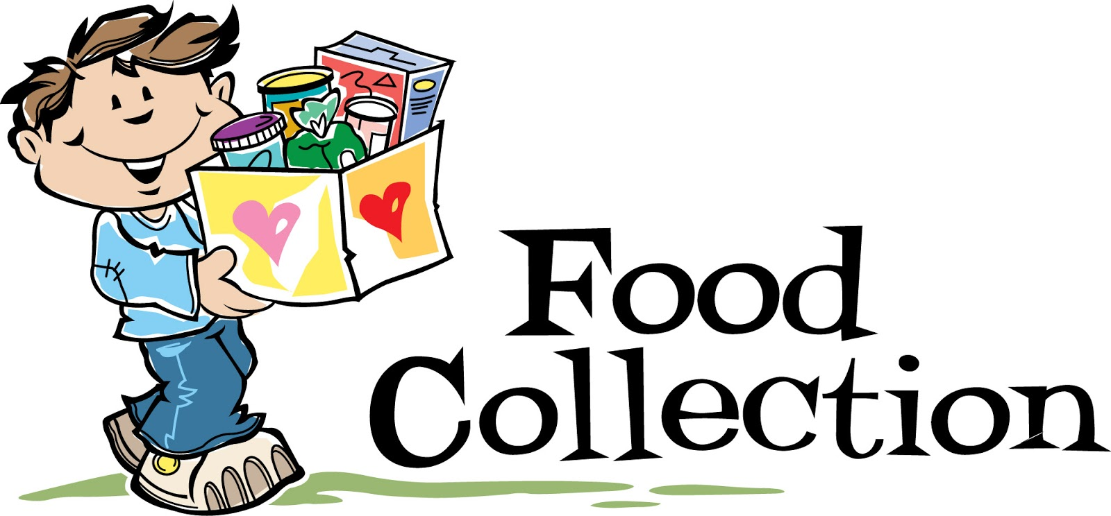 Leave Your Food Pantry Donations Here